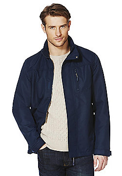 F&F Shower Resistant Ripstop Jacket - Blue