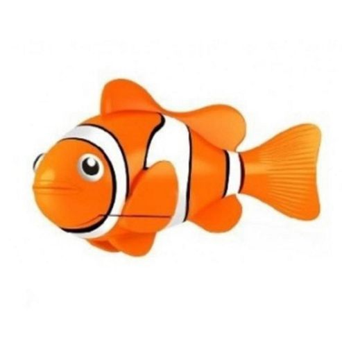 Goliath Robo fish (Clown fish Orange)