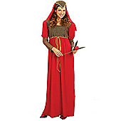 Juliet - Adult Costume Size: 12-14