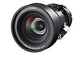 Panasonic ET-DLE055. Lens system: 0.8:1
