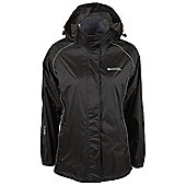 Pakka Womens Waterproof Lightweight Rain Coat Sport Running Jacket