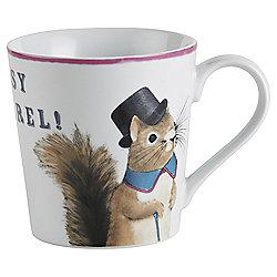 Sassy Squirrel single mug
