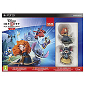 Disney Infinity 2.0 Classics Toy Box PS3.