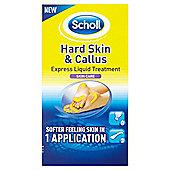 Scholl Hard & Callus Express Liquid