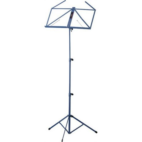 Rocket MUS-A3 Collapsible Music Stand - Blue