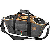 HOUSE OF MARLEY BAG OF RHYTHM HARVEST PORTABLE iPOD SPEAKERDOCK