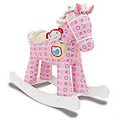 Little Bird Told Me Ruby & Belle Rocking Horse