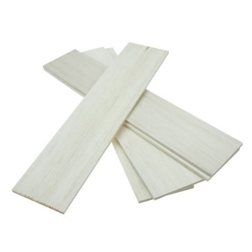 Balsawood 6.4 x 100 x 450 mm Bulk Pack 5