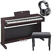 Yamaha YDP142 Digital Piano Package in Cherry