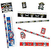 Pesty Pirate 4-Piece Stationery Sets - Pack of 3