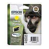 Epson T0894 Ink Cartridge For Stylus S20/SX100/SX105 - Yellow
