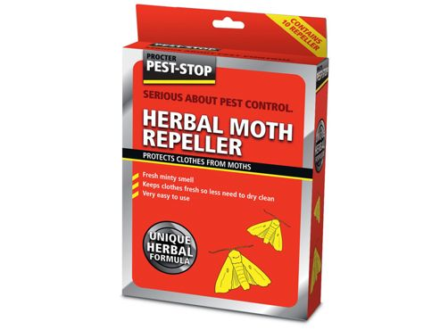 Procter Pshmr Herbal Moth Repeller X10