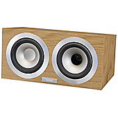 TANNOY REVOLUTION DC4LCR SPEAKER (SINGLE) (LIGHT OAK)