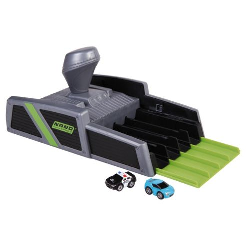 Spin Master Nano Speed Nan Cars Multicar Launcher
