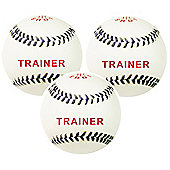 Sure Shot Trainer Rounders ball - 3 pk