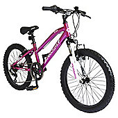 "Muddyfox Siren 20"" Kids' Hardtail Bike"