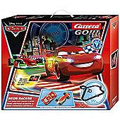 Carrera Go Disney Pixar Cars - Neon Racers 62354 Box Set