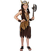 Viking Girl - Child Costume 10-12 years
