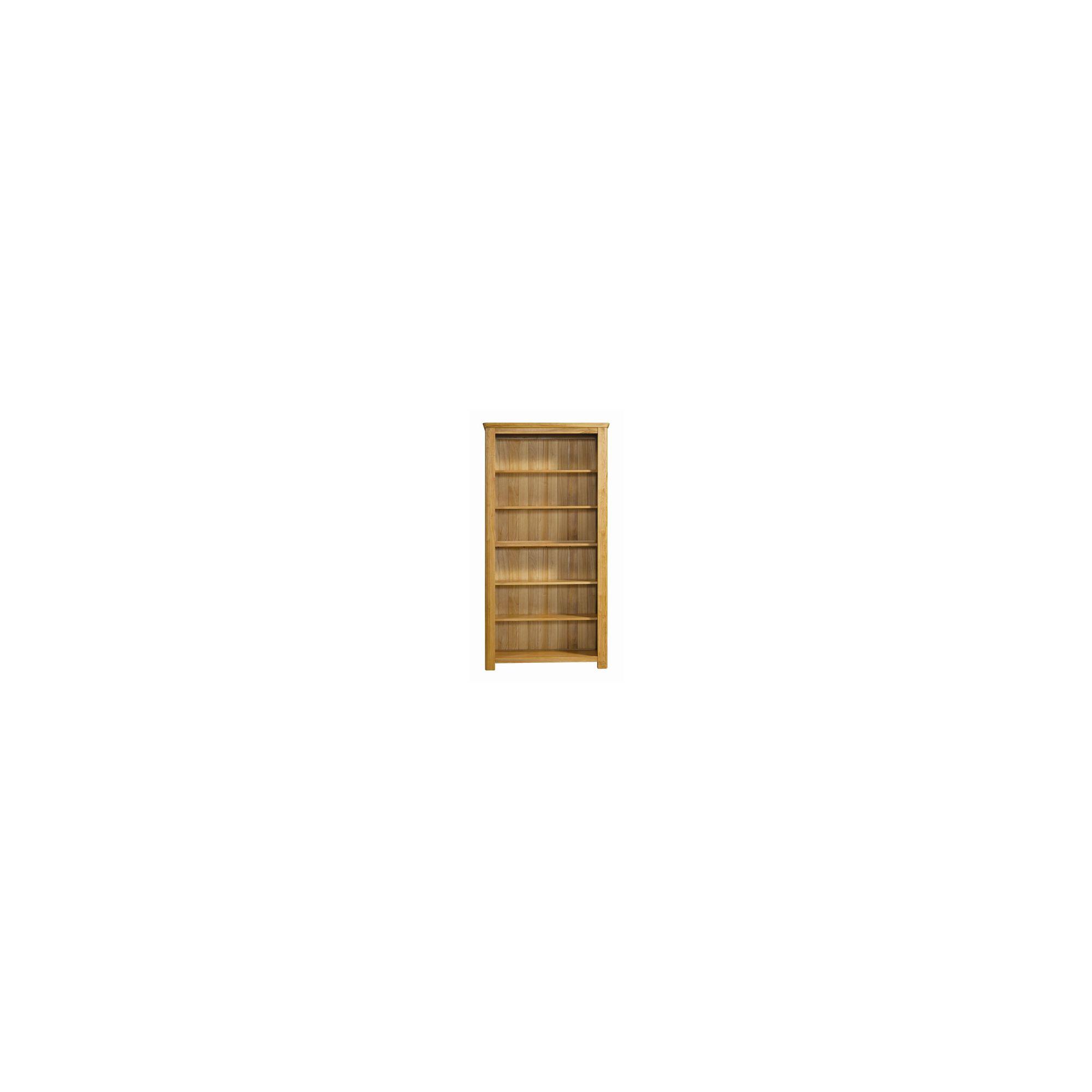 Alterton Furniture Banbury Oak Bookcase at Tescos Direct
