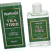 Health Aid Tea Tree - Oil 50ml
