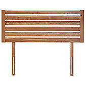 JN Direct Stockholm Oak 4 6 Headboard
