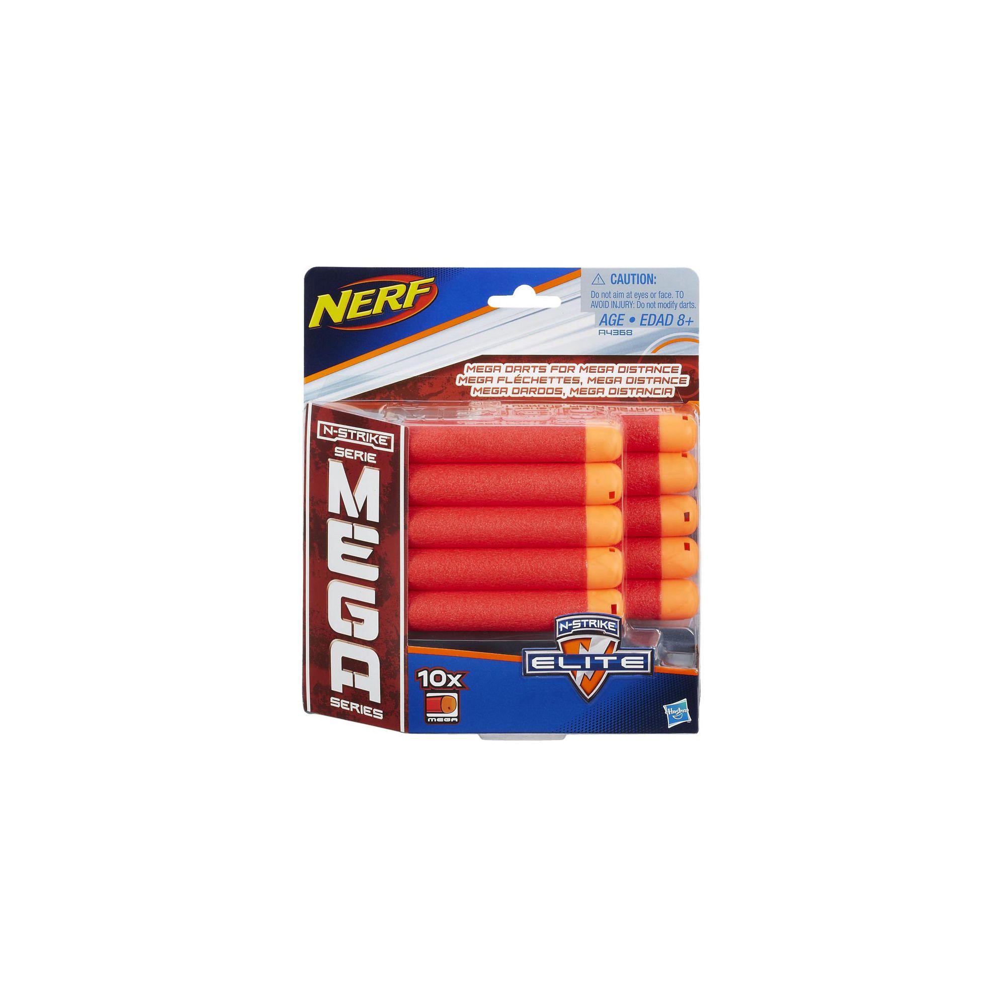 Nerf N-Strike Elite Mega 10 Dart Refill