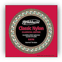 D'Addario Student Nylon Classical Guitar Strings