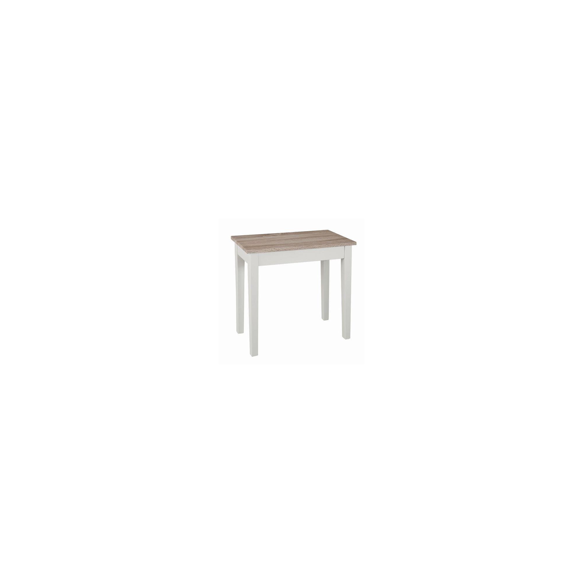 Urbane Designs Side Table - Light Oak