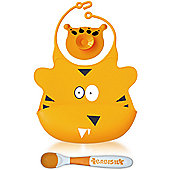 Babisil Fu Munch Set - Orange Tiger
