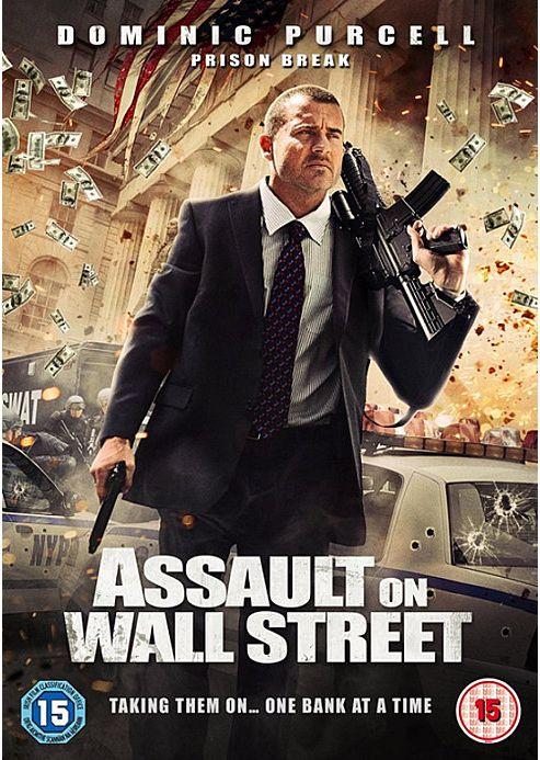 Assault On Wall Street DVD