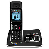 BT 6500 Cordless Phone with Answer Machine/Nuisance Call Blocking - Black