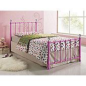 Birlea Jessica Bed - Pink
