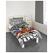 Power Rangers Duvet Set Single