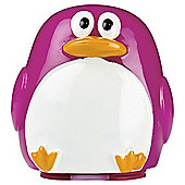 Pink Penguin Lip Balm