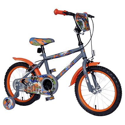 Up to half price on selected Kids' and BMX Bikes