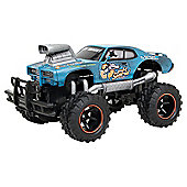 New Bright 1:15 Junk Yard Dog (BLUE) - Gadgets