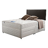 Silentnight Miracoil Kingston Double Non Storage Divan set