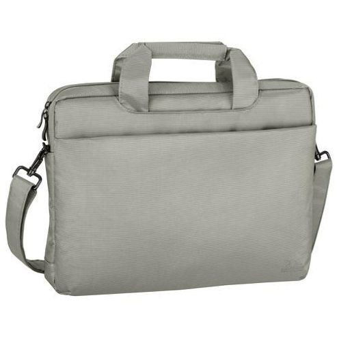 RIVACASE 8230 15.6 Inch Laptop bag, Grey