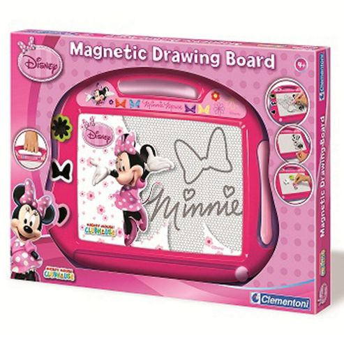Minnie Mouse Magnetic Drawing Board