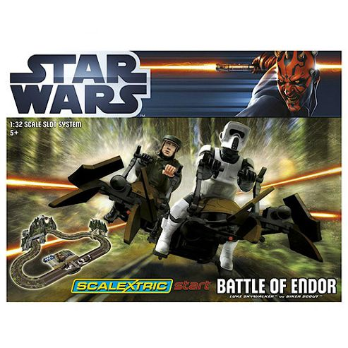 Star Wars™ Scalextric Start Battle of Endor