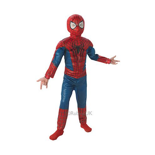 The Amazing Spider-Man 2 Deluxe Costume (Age 3-4)