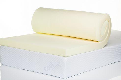 Buy Bodymould 3 Single Memory Foam Mattress Topper From Our Mattress Toppers Range Tesco