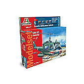 UH-1C Gunship - Model Set - 1:72 Scale 71050 - Italeri