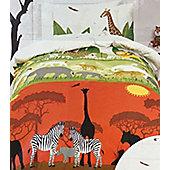 Safari Park Double Duvet