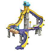 Chuggington StackTrack Braking Playset with Koko Train