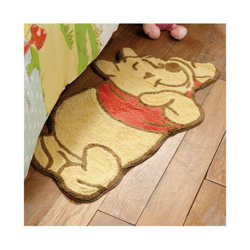 Walt Disney Pooh's Hunny Spot Winnie The Pooh Rug
