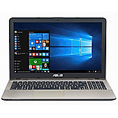 "ASUS X541 15.6"" Intel Core i5 Windows 10 Pro 4GB RAM 500GB Laptop Brown"