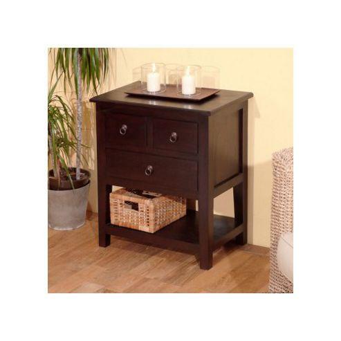 Tikamoon Classika Triti Mahogany Console Table