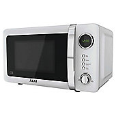 A24005W Akai 700W Digital Microwave White