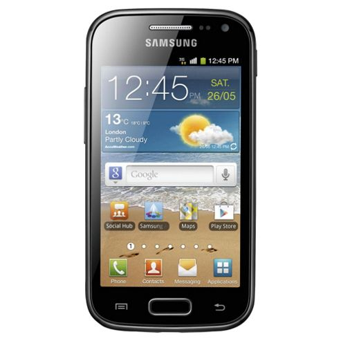 Unlocked Samsung Galaxy Ace 2 Black -SIM Free
